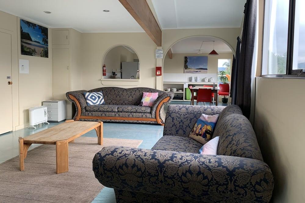 3 Bedroom Unit - Living Area