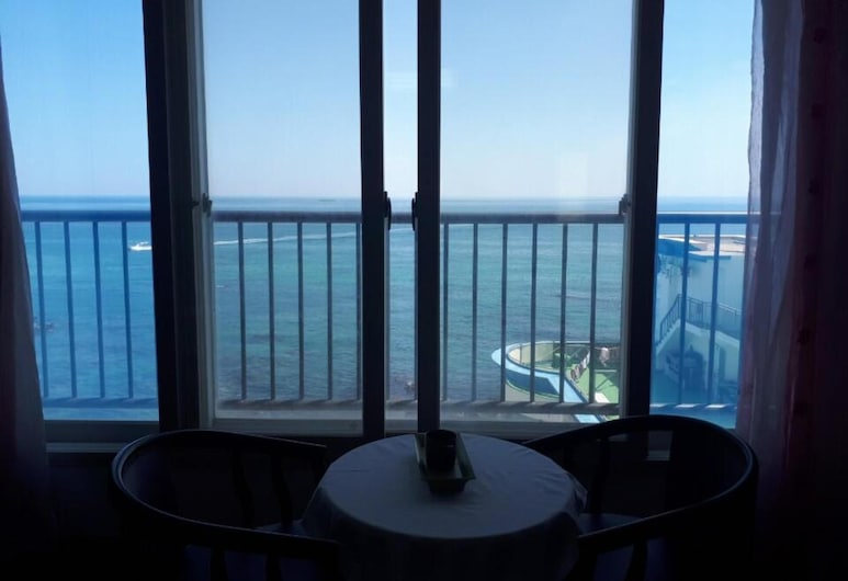 Ocean Hilton Hwamok Sun Village, Donghae, Family Suite, View from room