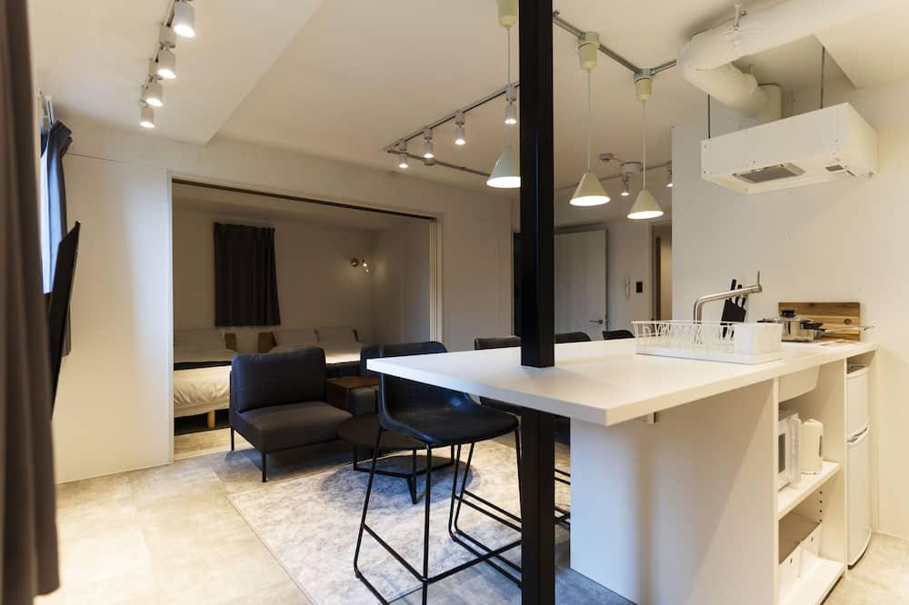 Apartamento (#002) - Comida en la habitación