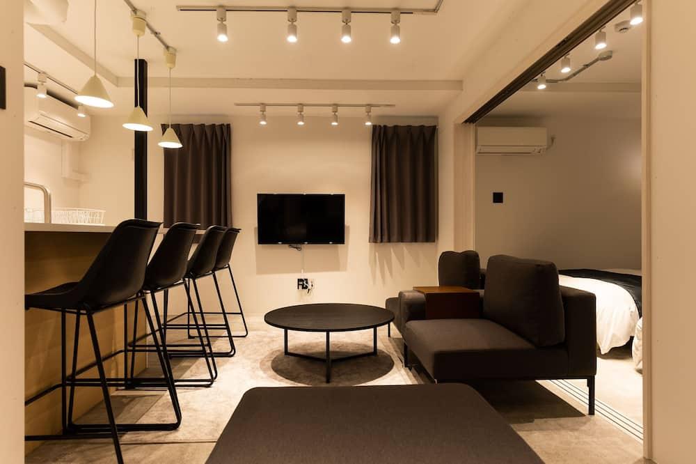 Apartamento (#002) - Zona de estar
