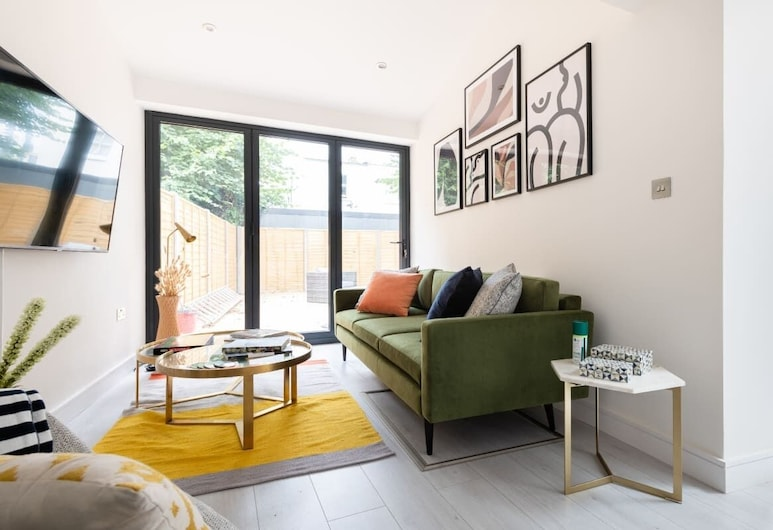 The Brixton Hill - Modern & Bright 2bdr Apartment With Garden, Londra