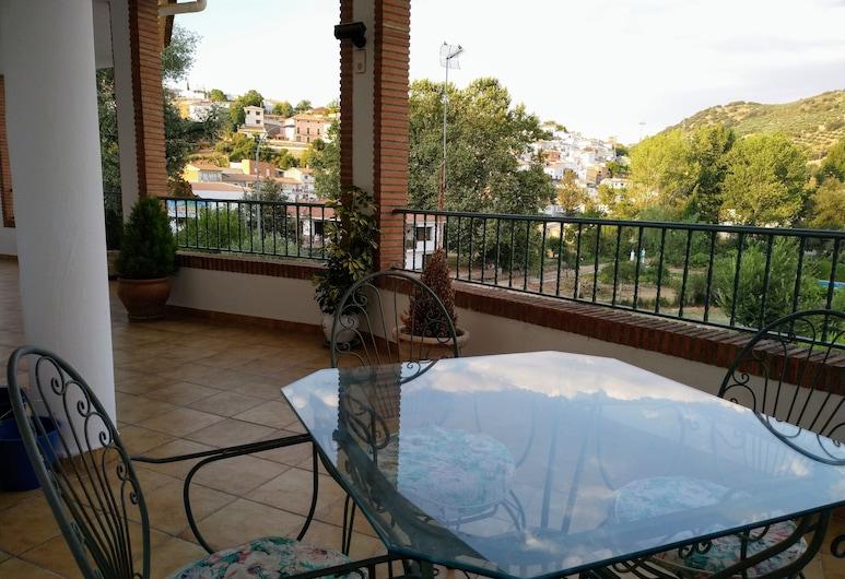 Alojamiento Ardales, Frailes, Terassi/patio