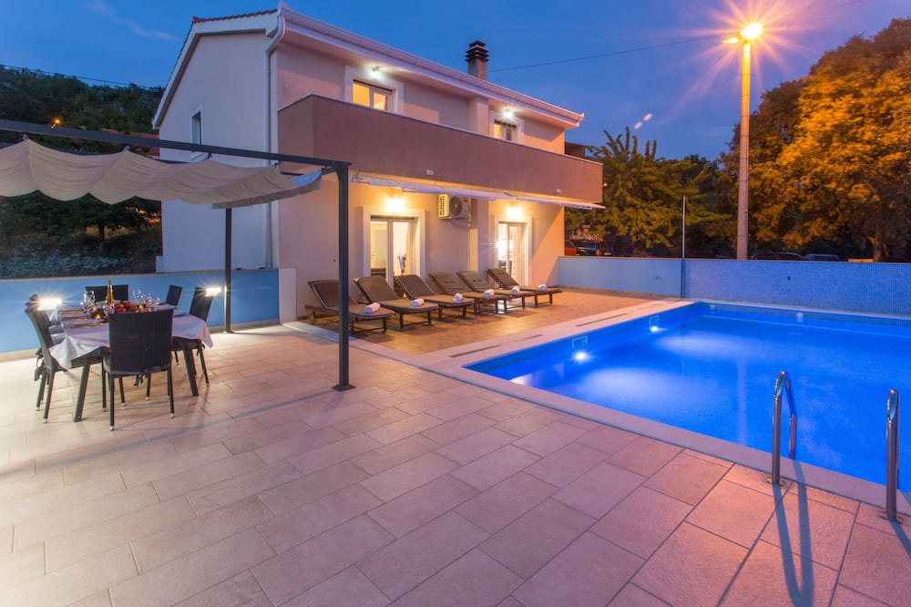 Villa (Four-Bedroom Villa with Private Pool) - Pool