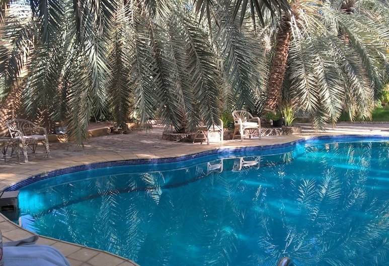 Siwa Paradise Hotel, Siwa, Територія готелю