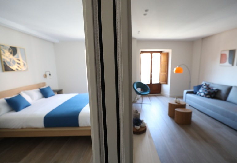 San Vicente Apartments, Avila, ซูพีเรียอพาร์ทเมนท์ (View), ห้องพัก