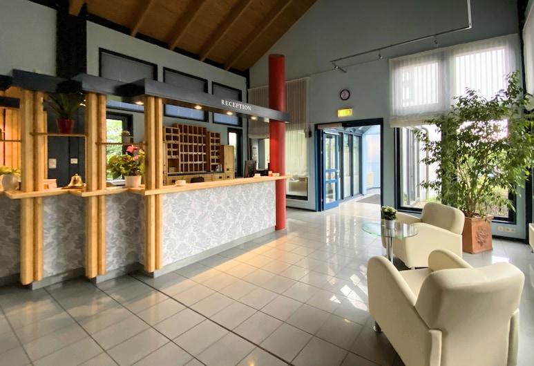 Regiohotel Wittekind Burg, בורג, קבלה