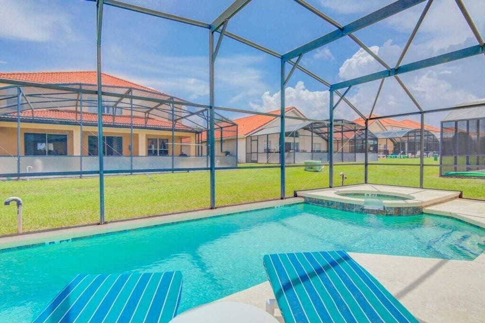 Charming 4Bd Pool, Game Hm Solana Resort-102ca