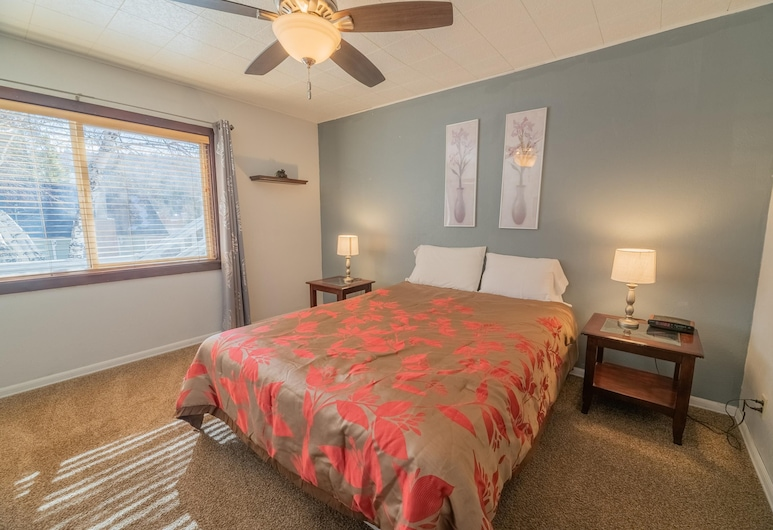 Cougar Cottage, Danau Big Bear , Kabin, 3 kamar tidur, Kamar