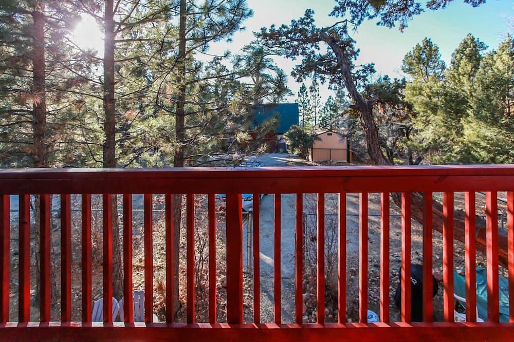 Kabin, 3 kamar tidur - Balkon
