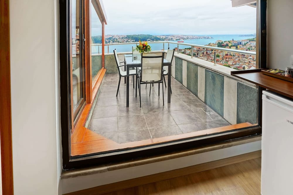 Luxury Suite - Balkoni