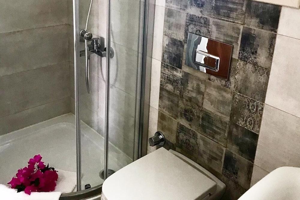 Izba typu Comfort, výhľad na mesto - Kúpeľňa