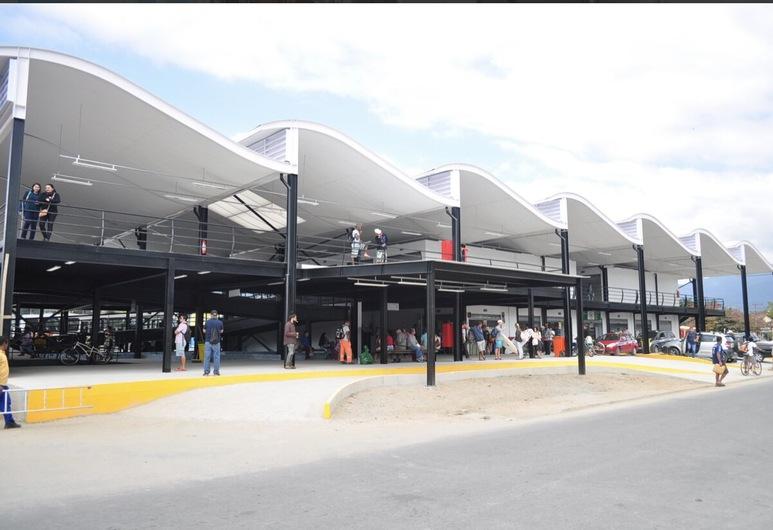 Pousada El Viajero , Paraty, Viešbučio fasadas