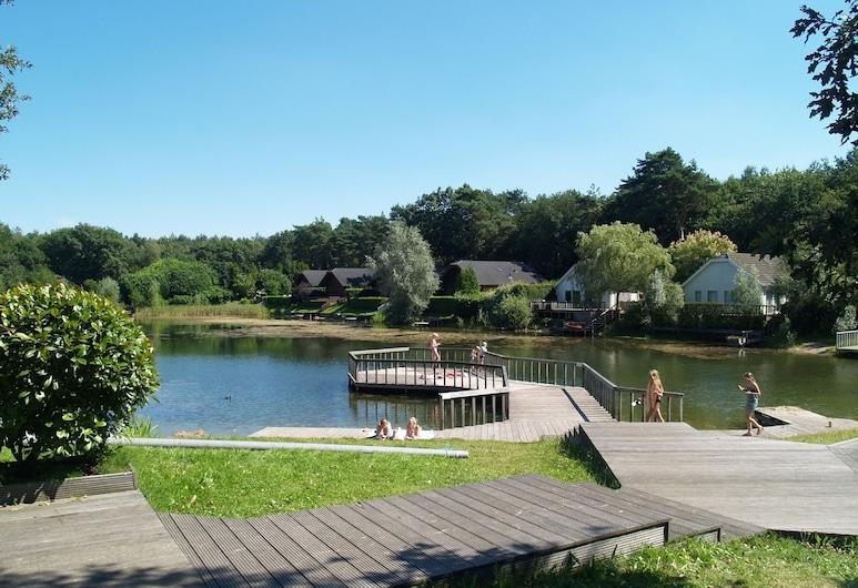 Modern Chalet With Wifi Located in the Green Achterhoek, Lochem, Zwembad