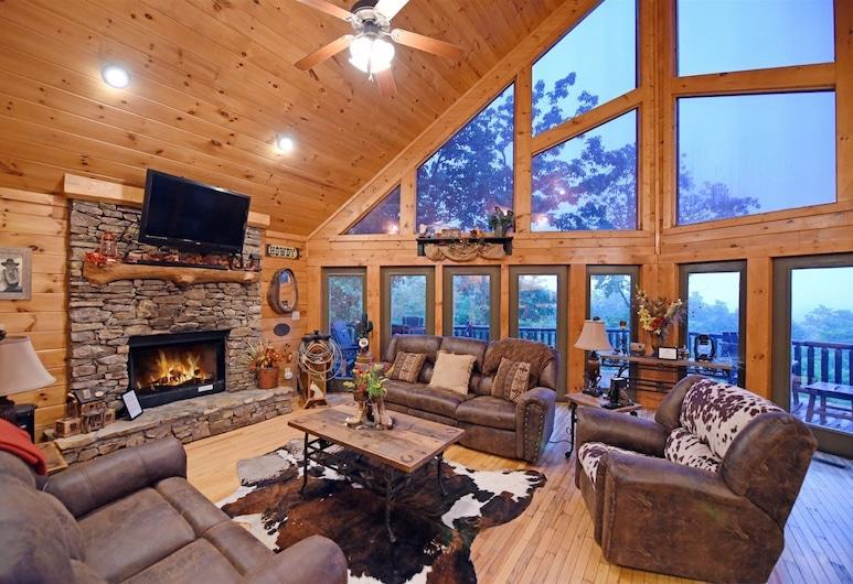Lonesome Dove- Blue Ridge, Blue Ridge, Namas, Svetainė