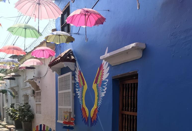 Casa de la Pilo, كارتاغينا