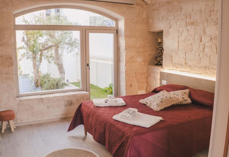 Trulli in corte, Alberobello, Double Room, Kitchenette (Dimora Melograno), Guest Room
