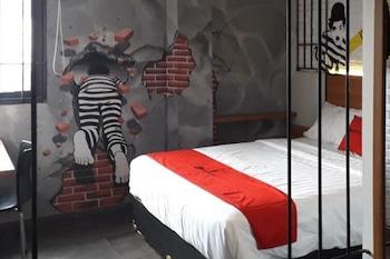 Fotografia hotela (RedDoorz Plus @ Doorman Guest House) v meste Bandung
