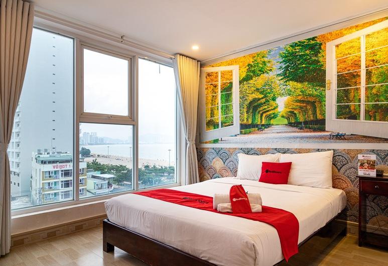 RedDoorz @ Tran Phu Street Nha Trang 2, Nha Trang, Deluxe dvokrevetna soba, Soba za goste