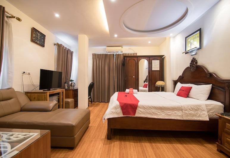 RedDoorz near Dai Hoc Ha Noi, Hanoi, Executive Double Room, Guest Room