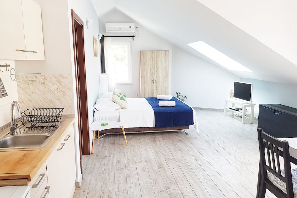 아파트, 바다 전망 (A) - 거실 공간