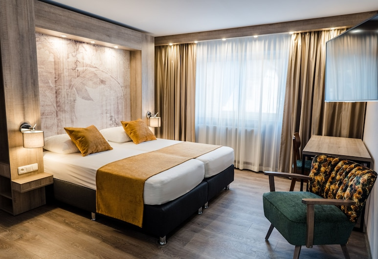 Liebig Hotel, Ehringshausen, Habitación doble Confort, Habitación