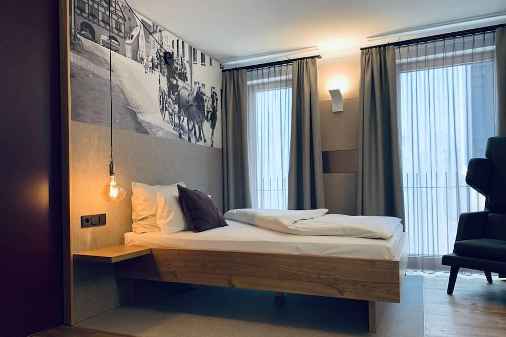 Dvokrevetna soba, 1 bračni krevet, pristup za osobe s invalidnošću - Soba za goste