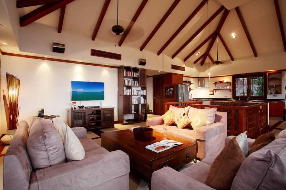 Elite Villa - Living Area