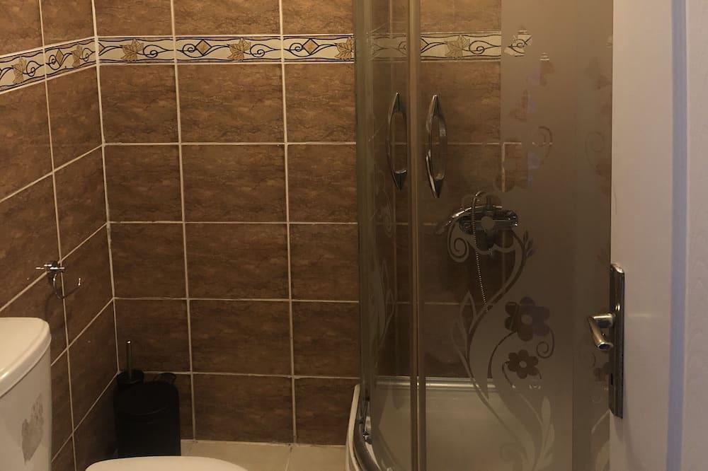Standard-Doppelzimmer, Meerblick - Badezimmer