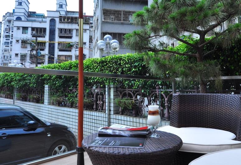 Hotel 20 Alley, Πόλη της Νέας Ταϊπέι, Αίθριο/βεράντα