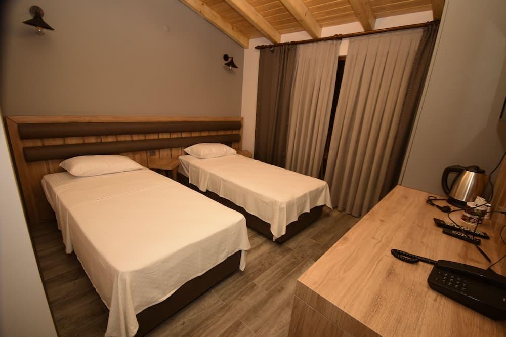 Dvojlôžková izba typu Economy, výhľad na mesto - Kúpeľňa