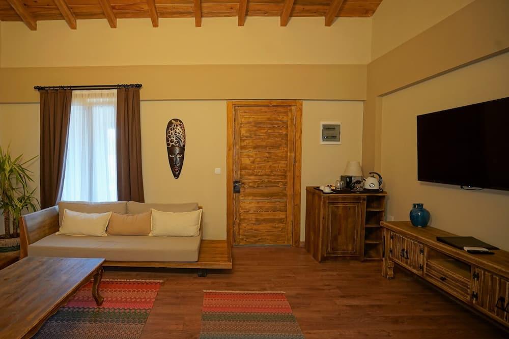 Condominio Senior - Sala de estar