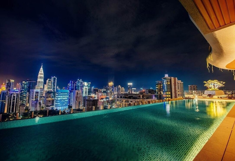 Ceylonz Suites by MyKey Global, Kuala Lumpur, Infinity Pool