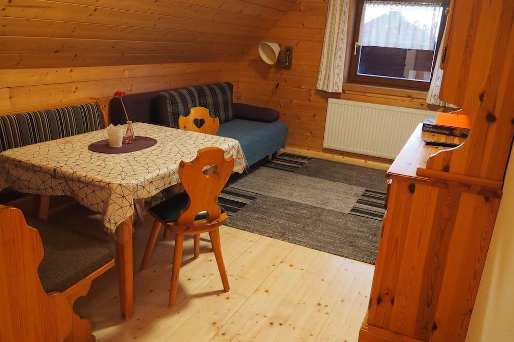 Rodinný apartmán (Apartment 4) - Stravovanie v izbe