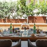 Suite presidencial - Servicio de comidas en la habitación
