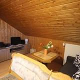 Apartmán, 2 ložnice (Nord) - Obývací prostor