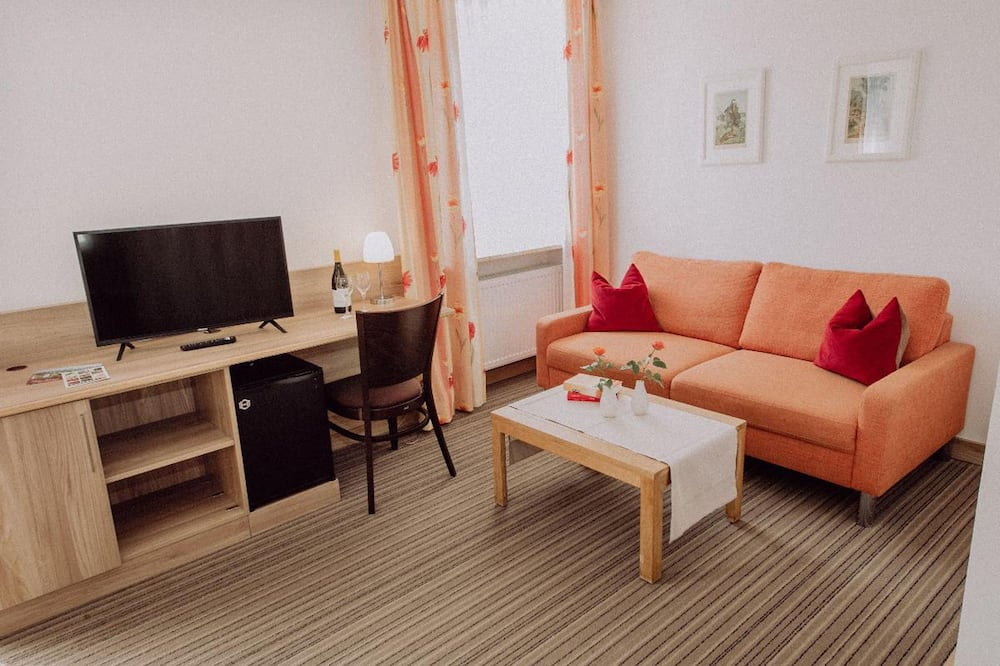 Double Room (Typ 2) - Living Area