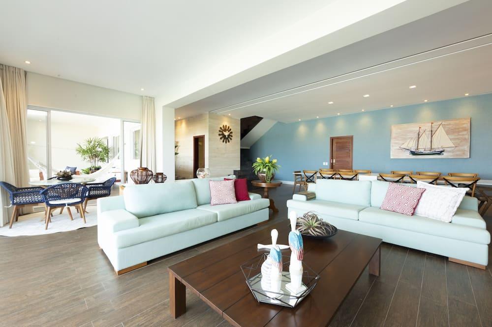 Casa Deluxe - Soggiorno