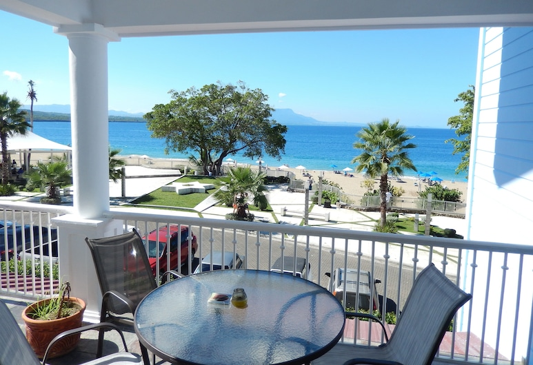 Las Terrazas, Sosua, Condo, 2 Bedrooms, Beach View, Living Area