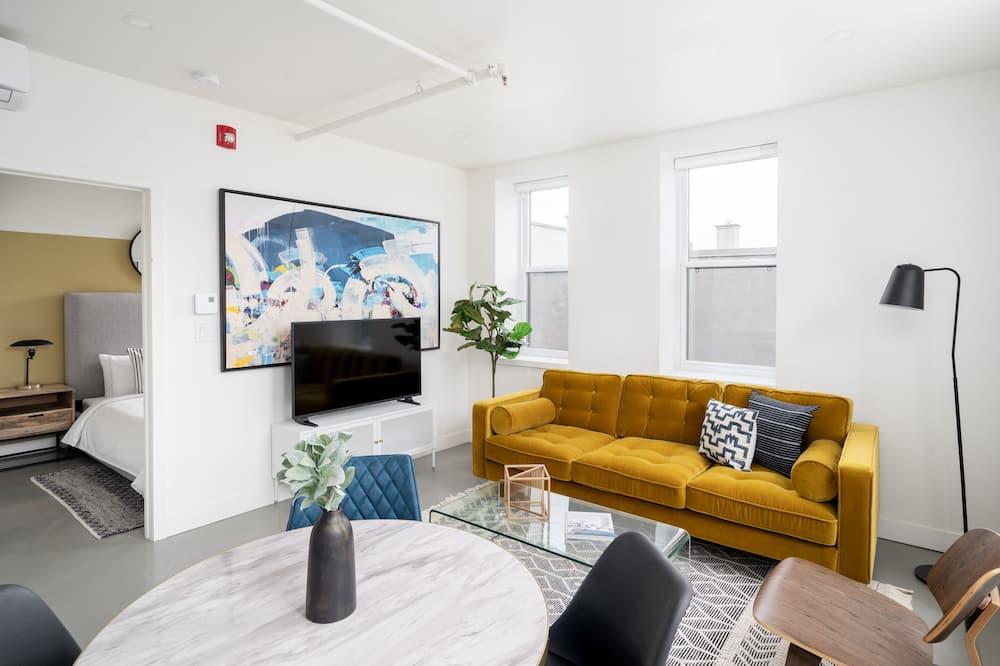 Suite Signature, 2 habitaciones - Sala de estar