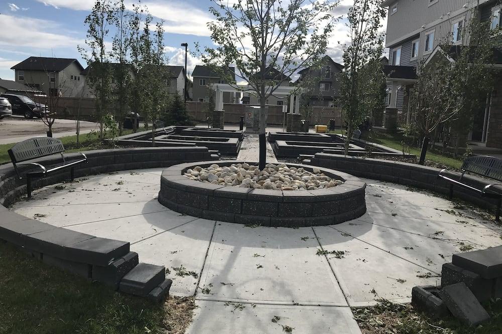 Izba typu Deluxe - Výhľad na dvor