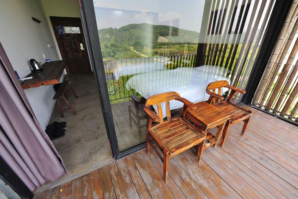 Twin Room with Balcony - Balcony