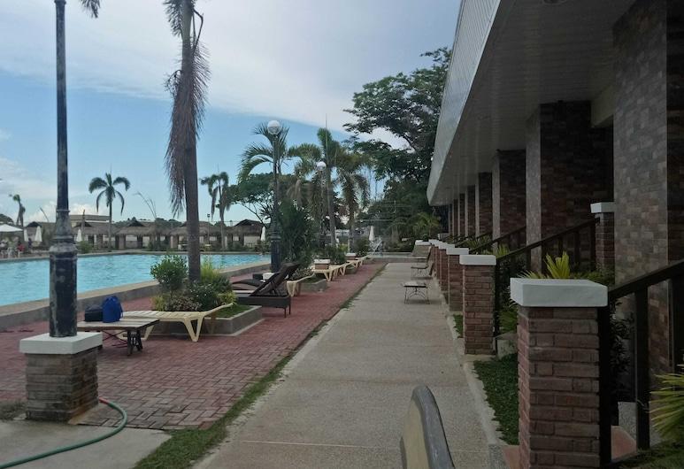 Hacienda Galea Resort and Events Place, Balíuag, Piscina al aire libre
