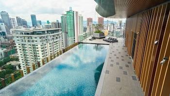 Fotografia hotela (Ceylonz Starlight Suites Bukit Bintang) v meste Kuala Lumpur