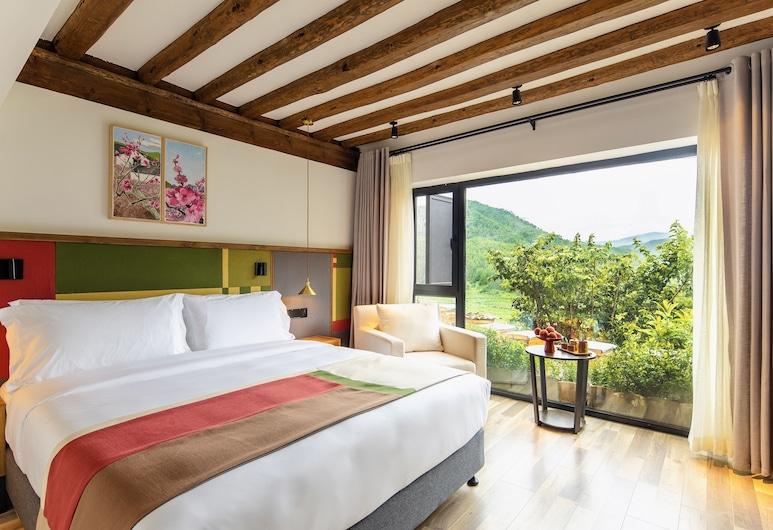 LUX Tea Horse Road Peach Valley, Lijiang, Superior dvokrevetna soba, Soba za goste