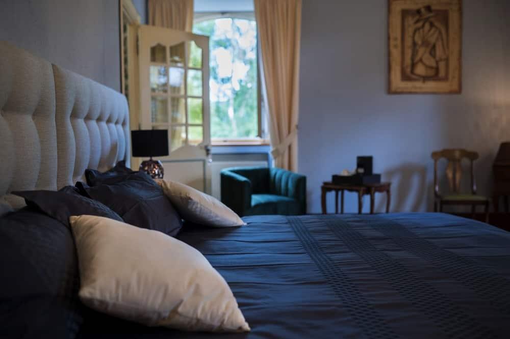 Grand Double Room (Henrilyne) - Bilik Tamu