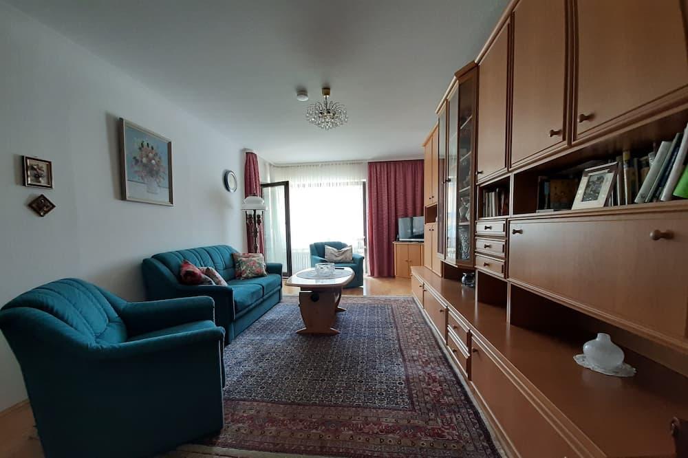 Luxury Apartment, Ground Floor - Living Area