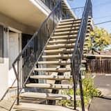 Apart Daire (Comfy 1-Bedroom in Santa Clara, near ) - Balkon