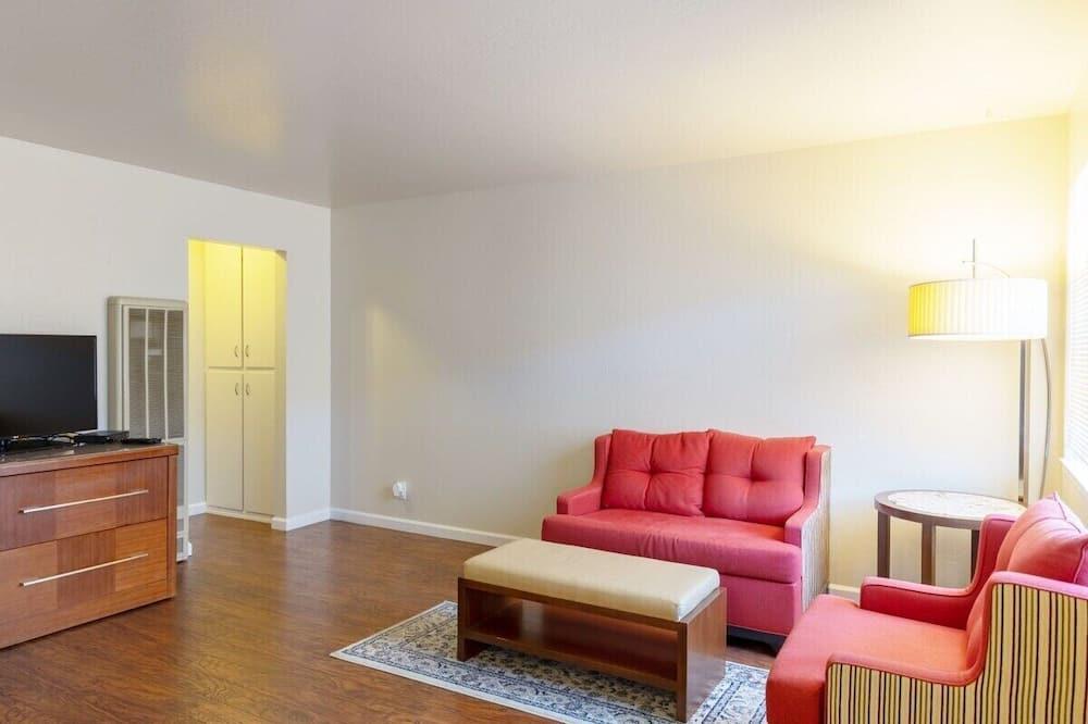 อพาร์ทเมนท์ (1-Bedroom in Silicon Valley, near SJ ) - ห้องนั่งเล่น