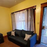 Appartement (Cozy 2-bedroom in Cleveland) - Woonkamer