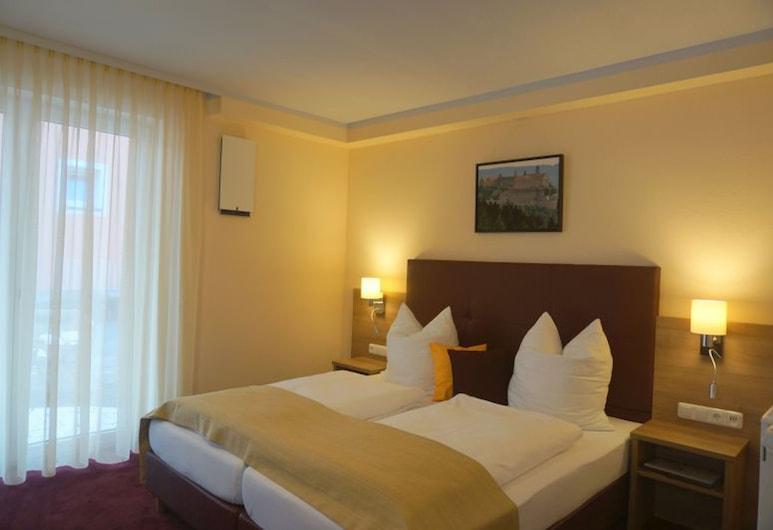 Hotel An der Eiche, Kulmbach, Aukštesnės klasės dvivietis kambarys, Svečių kambarys